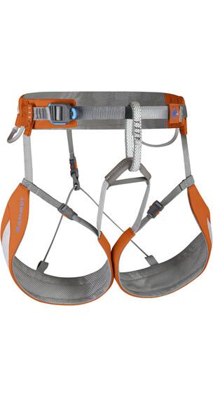 Mammut Unisex Zephir Altitude Seat Harnesses dark orange